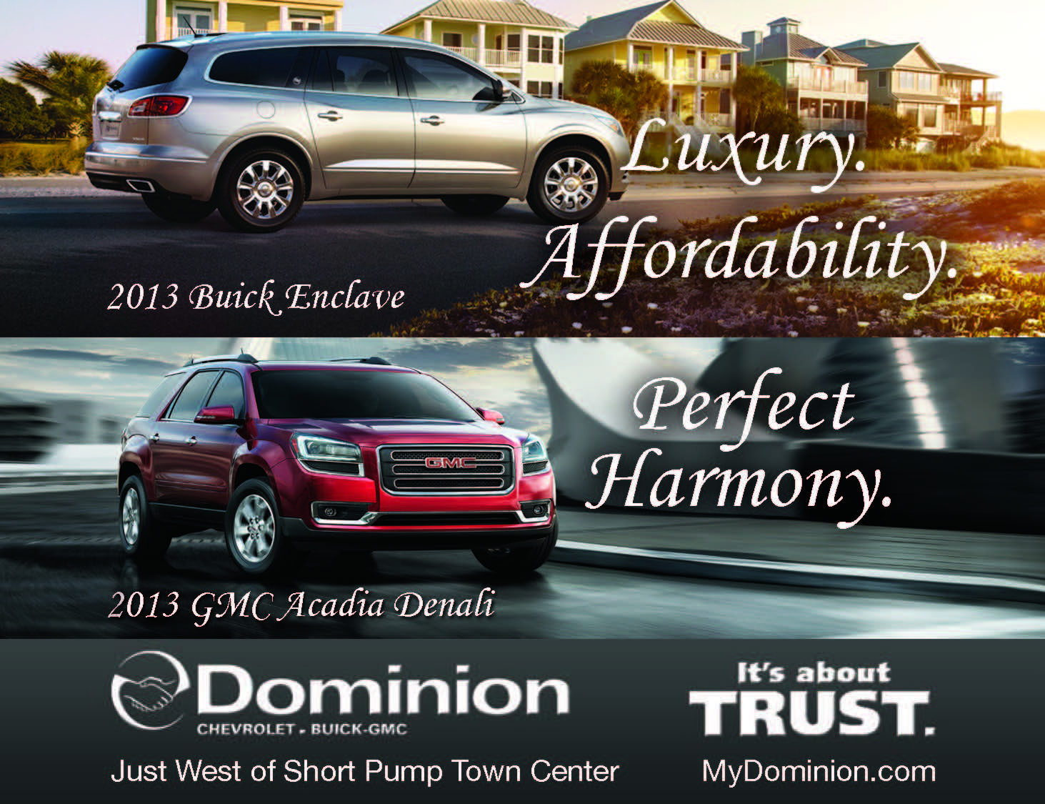 Dominion Symphony AD Photo 1