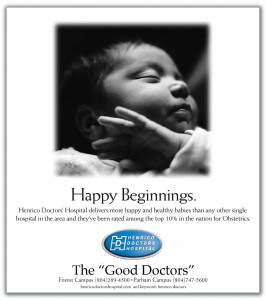 Henrico Doctors' Hospital (Happy Beginnings)