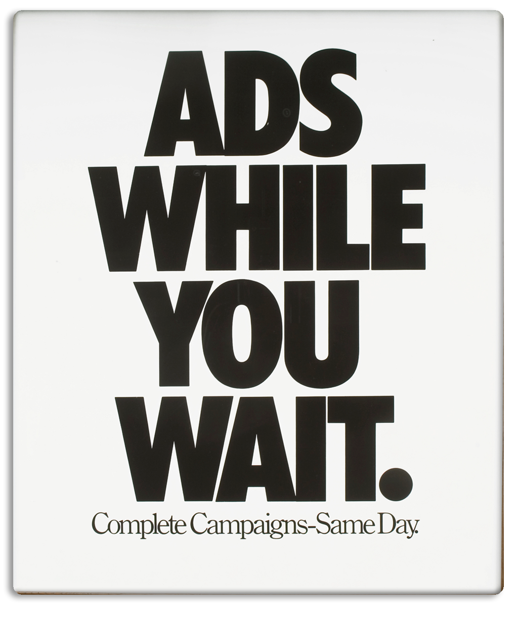 Ads While You Wait Photo 1