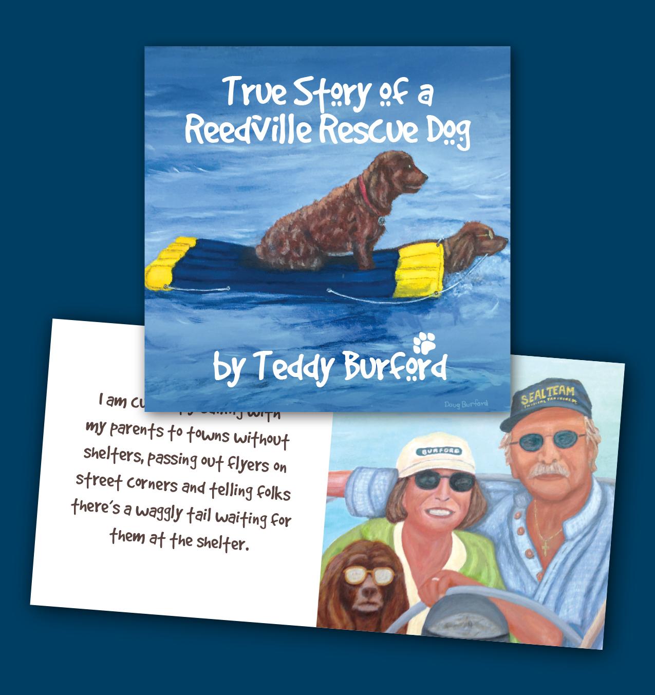 Teddy's Book
